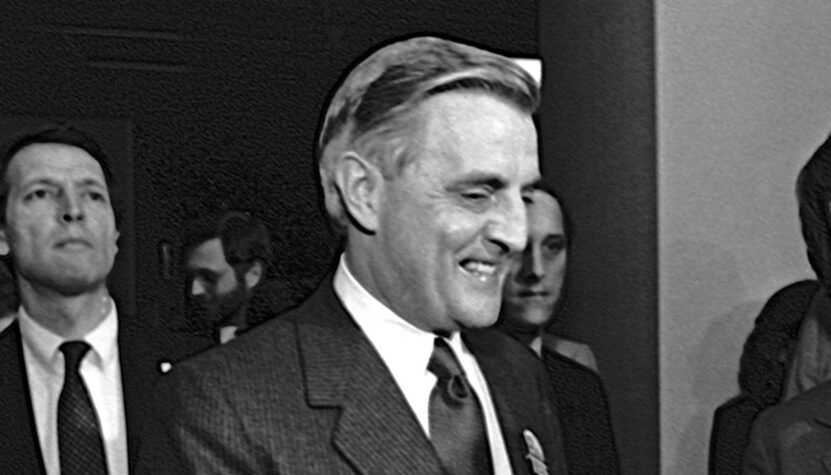 Walter Mondale in 1984